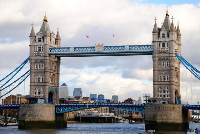 Ngắm London từ hai bờ sông Thames - Ảnh 11.