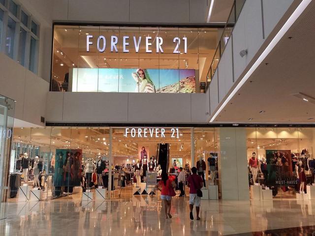 Thương hiệu Forever 21 nộp đơn xin bảo hộ phá sản tại Mỹ - Ảnh 2.