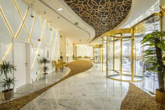Tham quan khách sạn chọc trời tại Dubai - Ảnh 12.