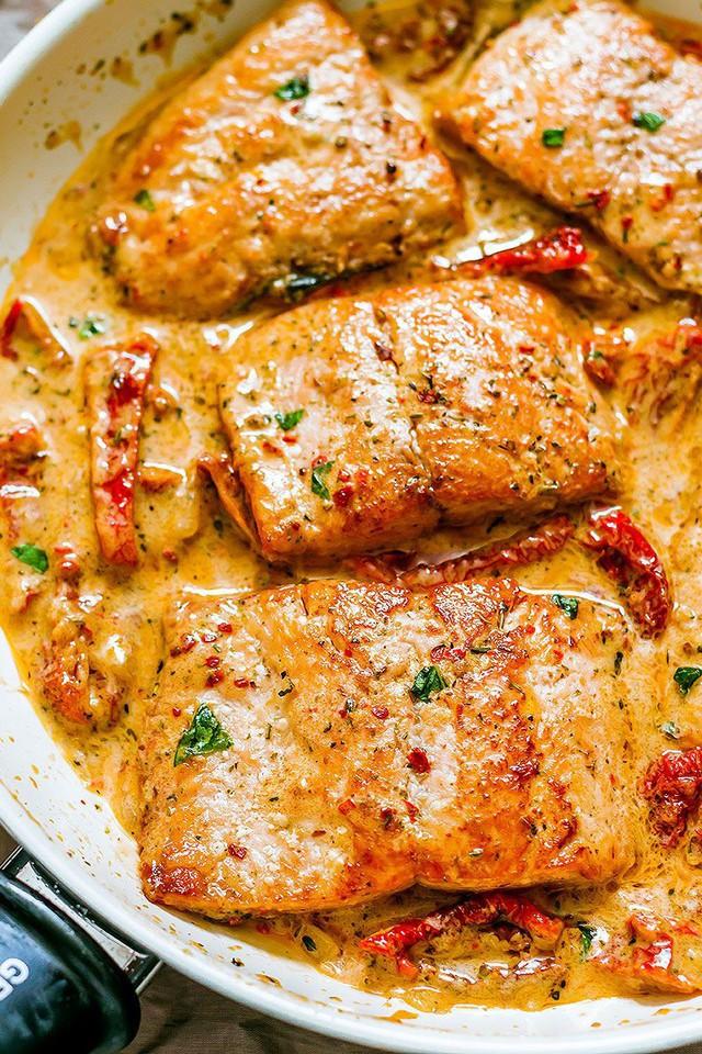 3 món từ cá hồi ăn là nghiện - Ảnh 2.