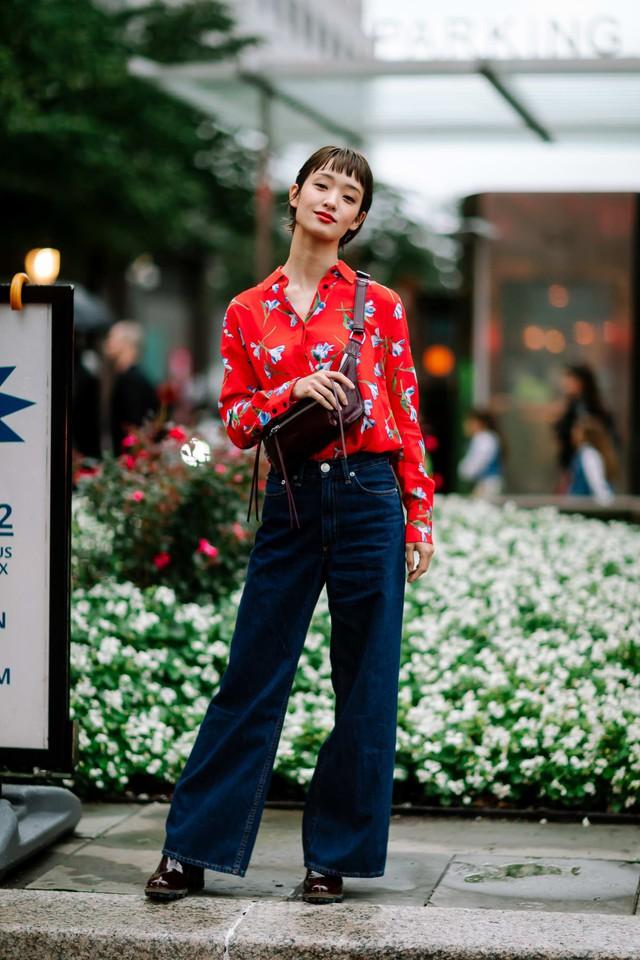 Những bộ cánh cá tính tại 2 ngày đầu New York Fashion Week - Ảnh 9.