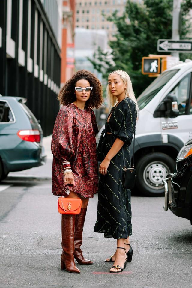 Những bộ cánh cá tính tại 2 ngày đầu New York Fashion Week - Ảnh 11.