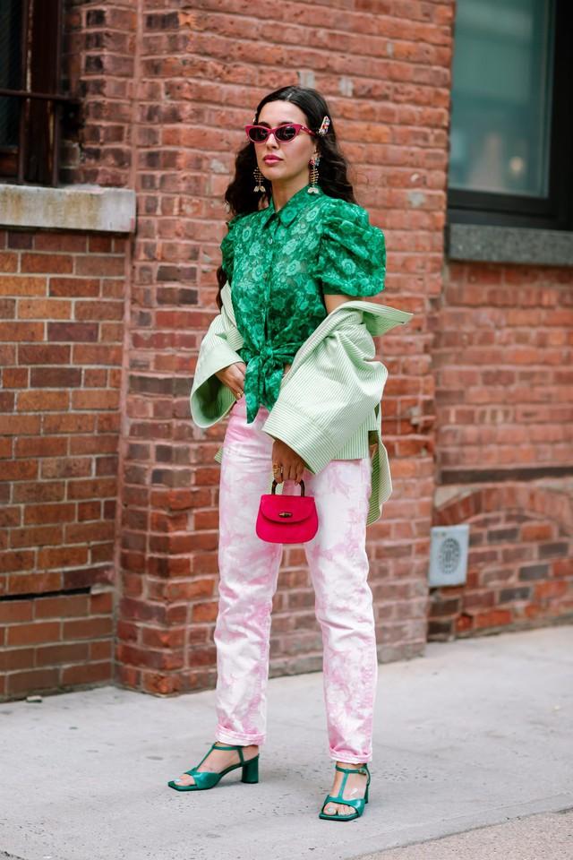 Những bộ cánh cá tính tại 2 ngày đầu New York Fashion Week - Ảnh 5.
