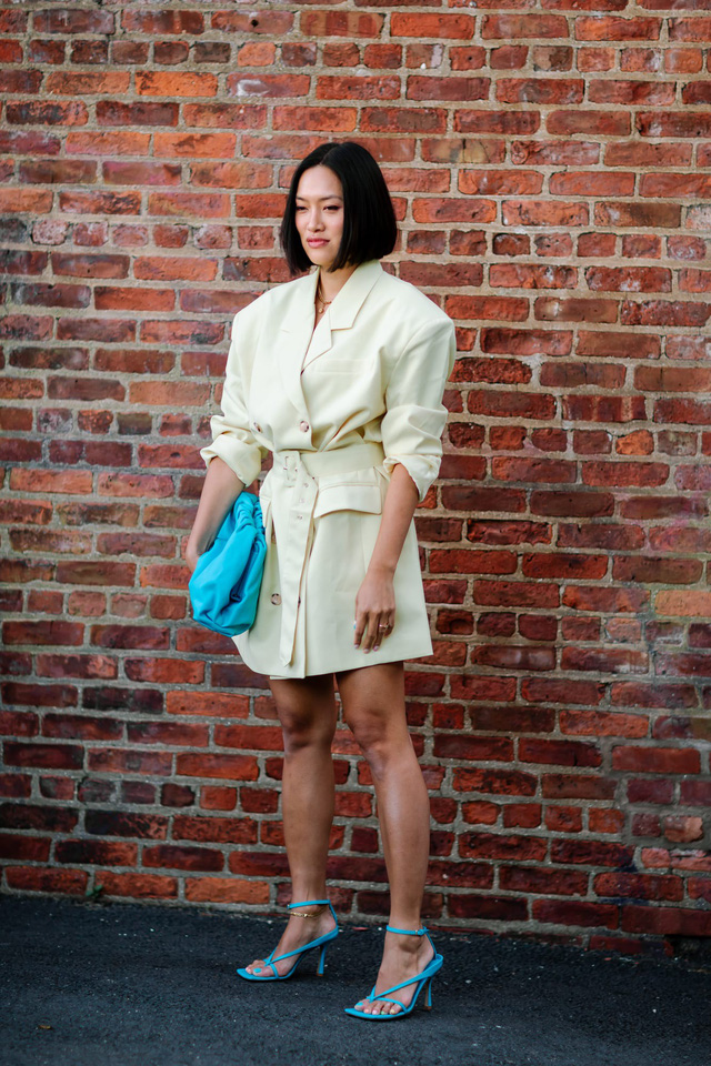 Những bộ cánh cá tính tại 2 ngày đầu New York Fashion Week - Ảnh 4.