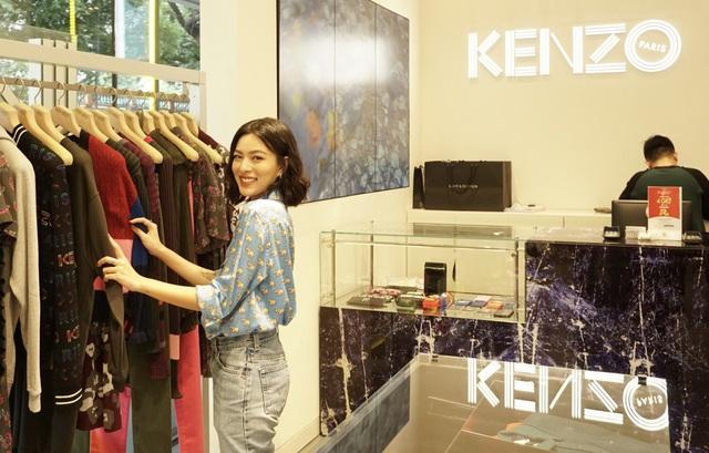 KENZO chào đón cửa hàng mới ở Hà Nội - Ảnh 1.