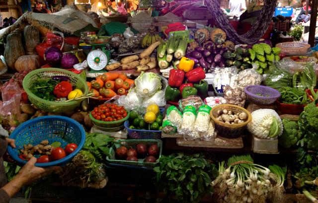 Bí quyết chọn thực phẩm tươi ngon cho ngày Tết - Ảnh 2.