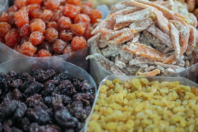 Bí quyết chọn thực phẩm tươi ngon cho ngày Tết - Ảnh 1.