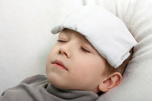 Chăm sóc cho trẻ bị cúm và cách phòng ngừa - Ảnh 1.