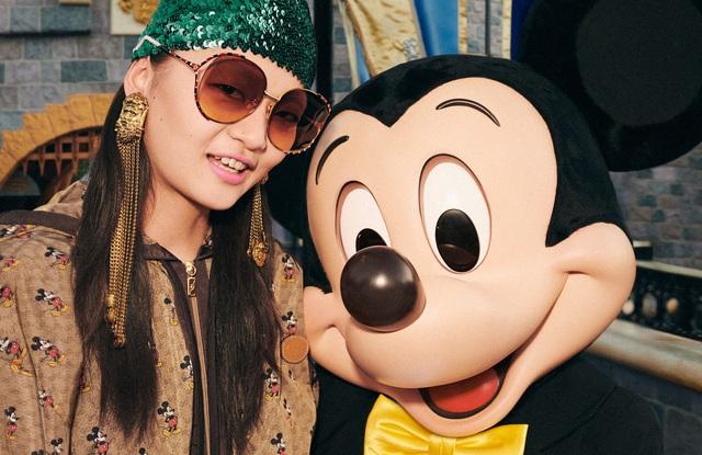 Gucci ra mắt bộ sưu tập mừng Tết Canh Tý - Ảnh 1.