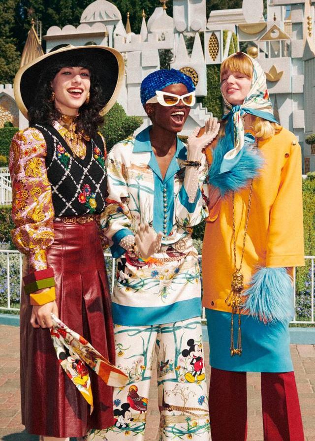 Gucci ra mắt bộ sưu tập mừng Tết Canh Tý - Ảnh 3.