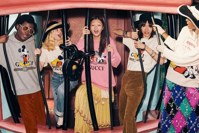Gucci ra mắt bộ sưu tập mừng Tết Canh Tý - Ảnh 4.