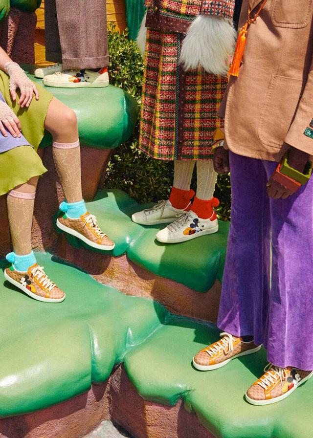Gucci ra mắt bộ sưu tập mừng Tết Canh Tý - Ảnh 9.