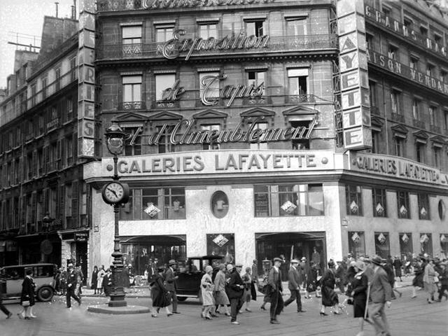 Ngắm nhìn xem: 100 năm trước Paris như thế nào? - Ảnh 18.