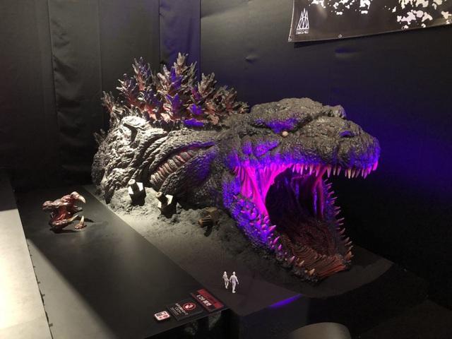 Bảo tàng Godzilla đầu tiên trên thế giới đã mở cửa - Ảnh 5.