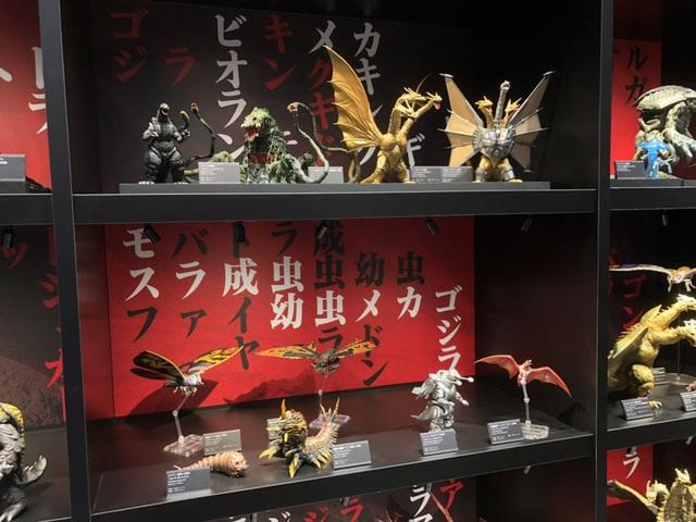 Bảo tàng Godzilla đầu tiên trên thế giới đã mở cửa - Ảnh 6.