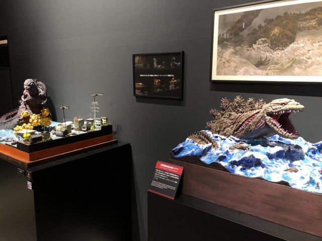 Bảo tàng Godzilla đầu tiên trên thế giới đã mở cửa - Ảnh 7.