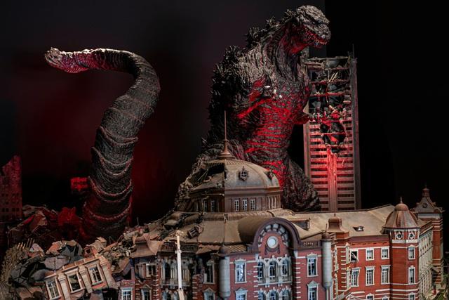 Bảo tàng Godzilla đầu tiên trên thế giới đã mở cửa - Ảnh 4.