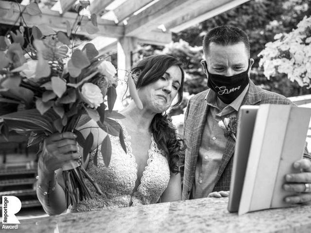 Những bức ảnh cưới ấn tượng nhất năm 2020 - Ảnh 36.