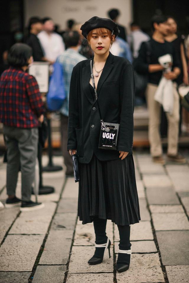 Street style tại các tuần lễ thời trang: suits vẫn phủ sóng - Ảnh 8.