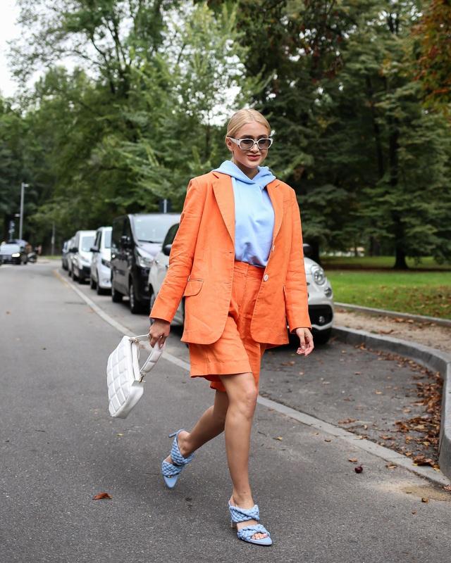 Street style tại các tuần lễ thời trang: suits vẫn phủ sóng - Ảnh 9.