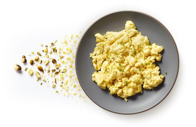 Sẽ có trứng nhân tạo từ protein thực vật? - Ảnh 1.