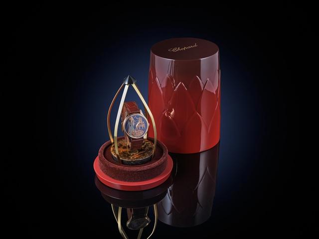 Chopard ra mắt đồng hồ phiên bản giới hạn dành riêng cho Việt Nam - Ảnh 2.