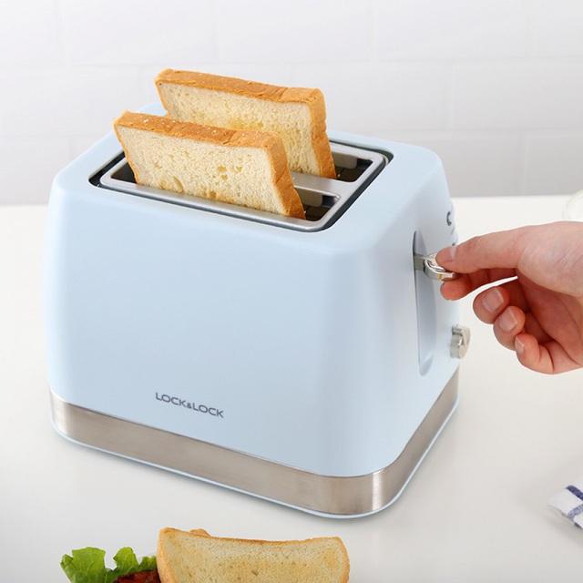 5 máy nướng bánh mỳ cho bữa sáng nhanh gọn - Ảnh 3.