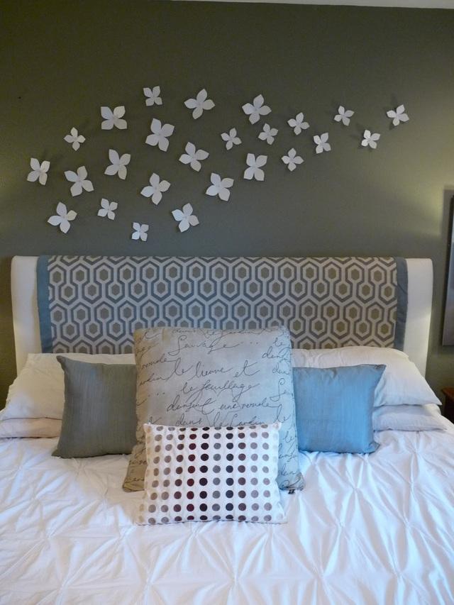 Tự décor một phòng ngủ độc đáo - Ảnh 4.