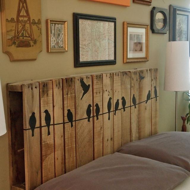 Tự décor một phòng ngủ độc đáo - Ảnh 7.