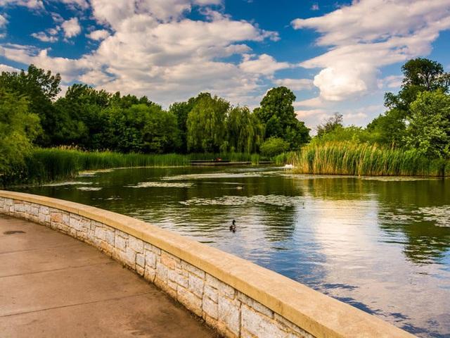 Những hồ nước đẹp mê hồn tại mỗi tiểu bang Hoa Kỳ - Ảnh 20.