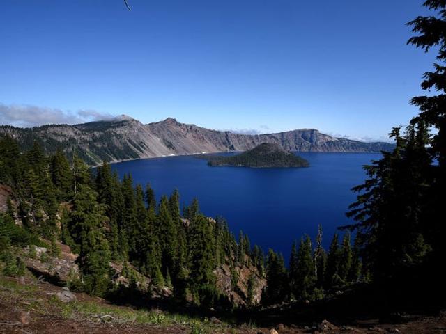 Những hồ nước đẹp mê hồn tại mỗi tiểu bang Hoa Kỳ - Ảnh 37.