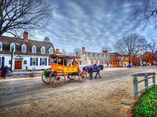 16 địa danh tuyệt vời cho mùa lễ hội cuối năm ở Mỹ - Ảnh 9.
