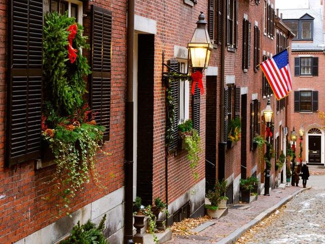 16 địa danh tuyệt vời cho mùa lễ hội cuối năm ở Mỹ - Ảnh 7.
