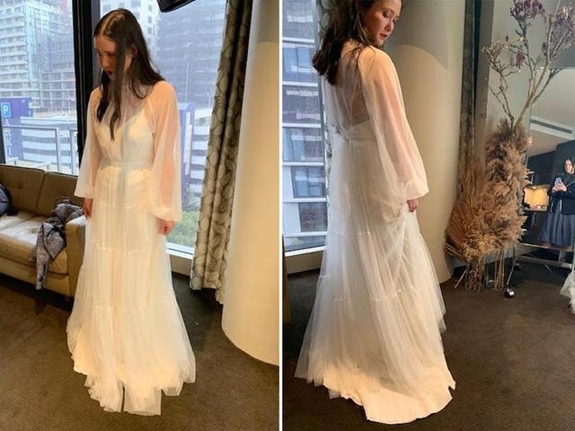 Hành trình chọn váy cưới của một cô dâu người Úc - Ảnh 6.