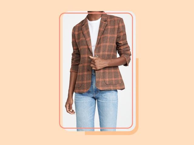 17 mẫu áo blazer được yêu thích trong năm nay - Ảnh 5.