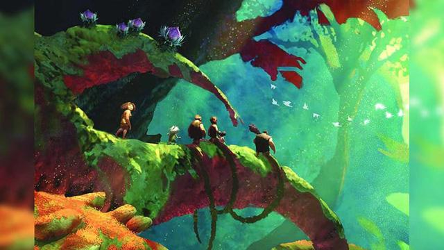 Phim Gia đình Croods sẽ streaming chỉ sau 1 tháng chiếu rạp - Ảnh 3.