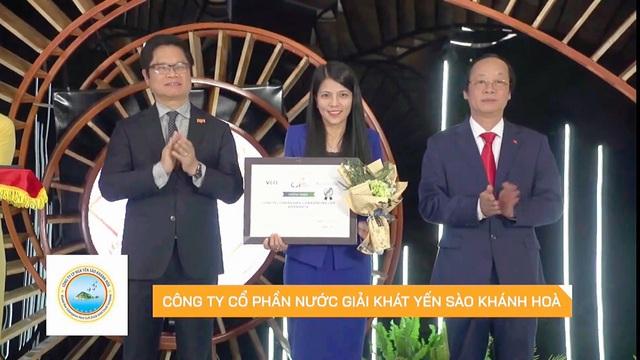 Yến sào Khánh Hòa vinh dự nhận nhiều giải thưởng uy tín - Ảnh 2.