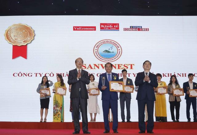 Yến sào Khánh Hòa vinh dự nhận nhiều giải thưởng uy tín - Ảnh 3.
