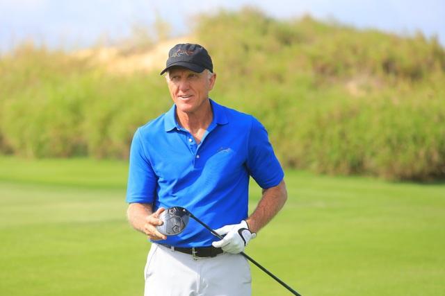 Greg Norman – người góp phần đưa Việt Nam vào bản đồ golf thế giới - Ảnh 1.
