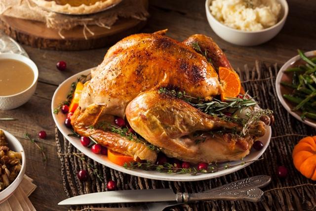 Những món ăn hấp dẫn không thể bỏ lỡ mùa Giáng sinh này - Ảnh 1.