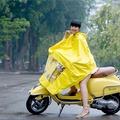 Áo mưa TUMI, khỏi lo khi mưa về!