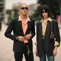 """Street style tại các tuần lễ thời trang: suits vẫn """"phủ sóng"""""""