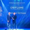 """Oriflame Việt Nam nhận giải thưởng """"Thương hiệu Truyền cảm hứng APEA 2020"""""""