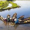 Kết nối tuyến du lịch sông nước hữu tình
