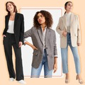 17 mẫu áo blazer được yêu thích trong năm nay