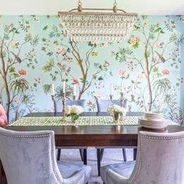 30 ý tưởng trang trí phòng ăn đẹp mắt