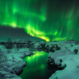 10 bức ảnh tuyệt đẹp về Bắc cực quang sẽ khiến bạn cảm thấy như đang cắm trại dưới các vì sao