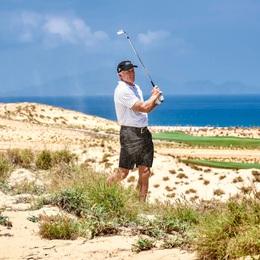 """Greg Norman – người góp phần đưa Việt Nam vào """"bản đồ golf"""" thế giới"""
