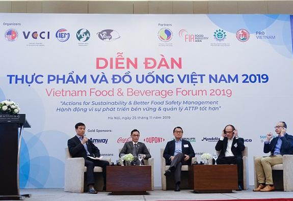 Hành động vì sự phát triển bền vững và quản lý an toàn thực phẩm tốt hơn
