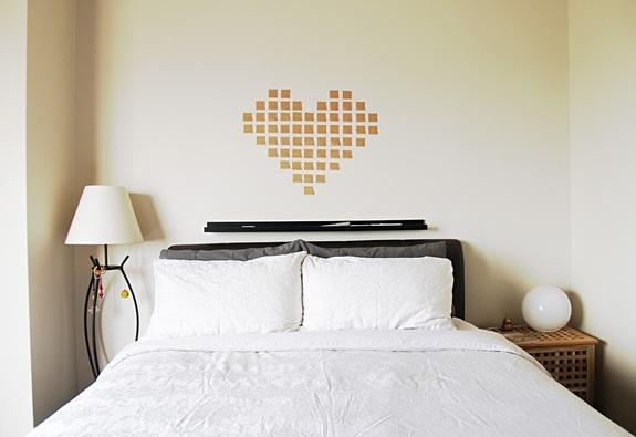Tự décor một phòng ngủ độc đáo